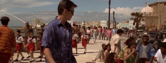 Paseo Del Vendaval is one of Die Another Day (2002).