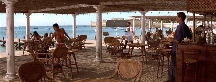 La Caleta Beach is one of Die Another Day (2002).