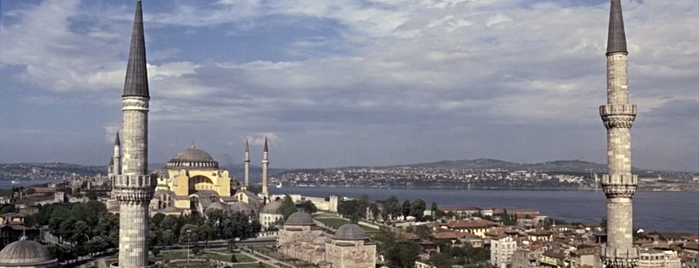 Blue Mosque is one of From Russia with Love (1963).