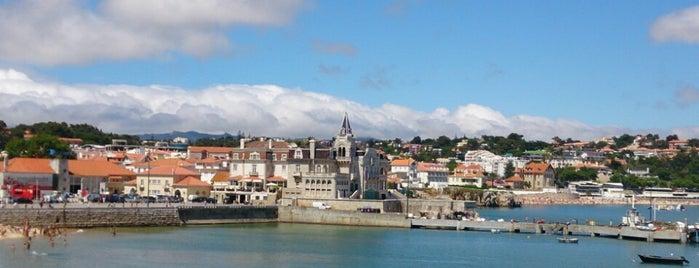 Baía de Cascais is one of Portugal Road trip.
