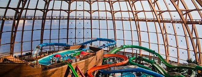 Аквапарк «Питерлэнд» is one of Места для посещения с детьми СПБ.