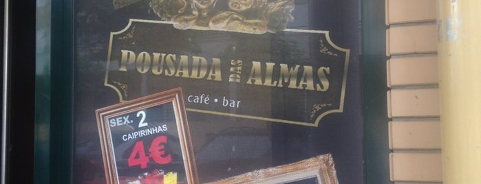 Pousada das Almas is one of Wifi Spots.