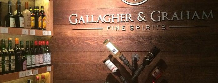 Gallagher & Graham Fine Spirits is one of Life Around D.C. Metro.