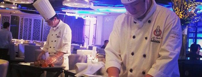大董烤鸭 Da Dong Roast Duck is one of Simons Shanghai List.