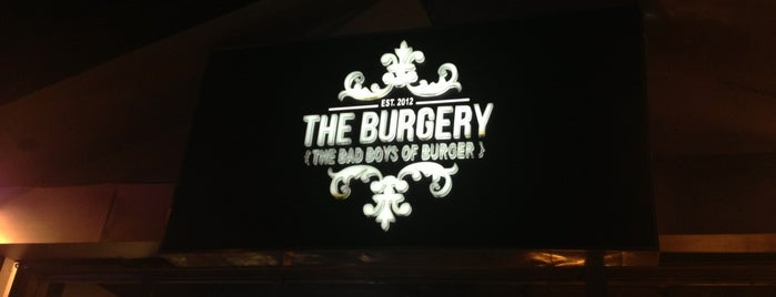 The Burgery is one of Burgers and fries.