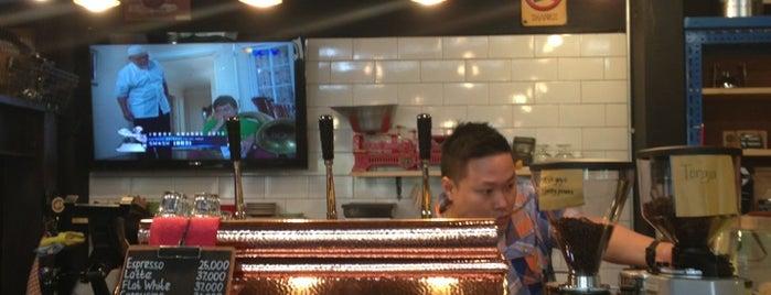 Giyanti Coffee Roastery is one of Anni in Jakarta.