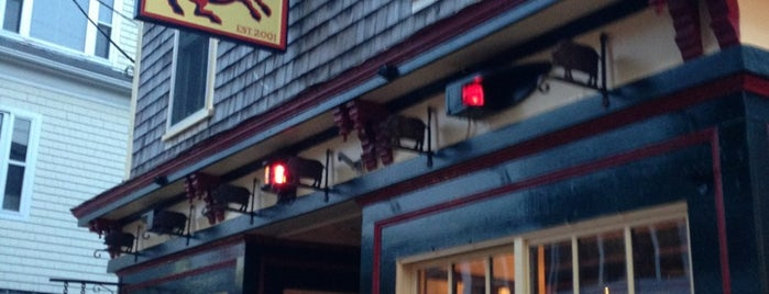 The Squealing Pig is one of Provincetown, MA.