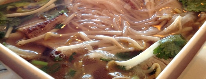 PHO Hung Cuong is one of Favorite Food.