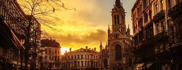 Sint-Gillisvoorplein / Parvis de Saint-Gilles is one of Brussels: the insider's guide.