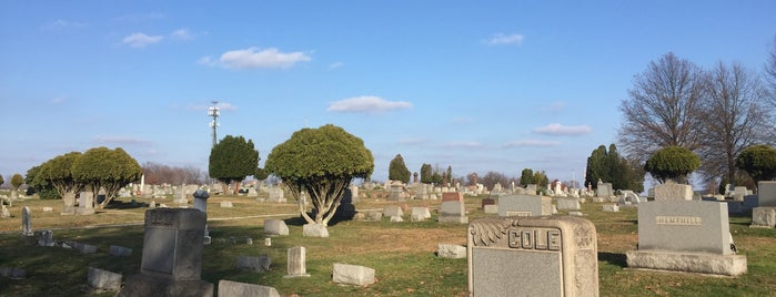 Evans City Cemetery is one of Places to visit.