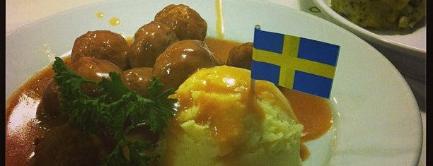 IKEA is one of my favorite restaurant.