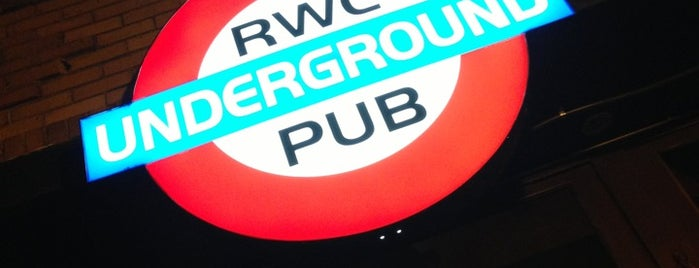 Redwood City Underground Pub is one of A Taste of SF & Silicon Valley.
