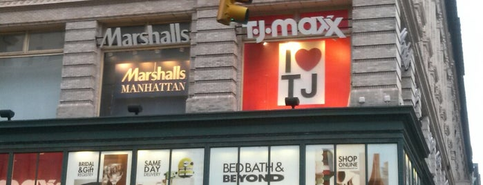T.J. Maxx is one of Guide to New York's best spots.