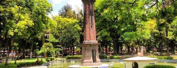 Alameda Juan Sarabia is one of Viajes.