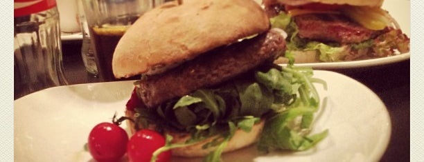 Ellis Gourmet Burger is one of Favorite Places in Brussels.