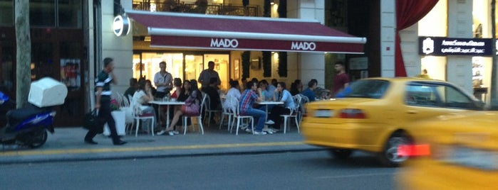 Mado is one of Istanbul, TK.
