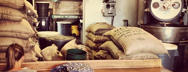 Lighthouse Roasters is one of Seattle.