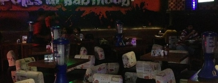Rude Lounge - Bandra is one of Must-visit Pubs in Mumbai.