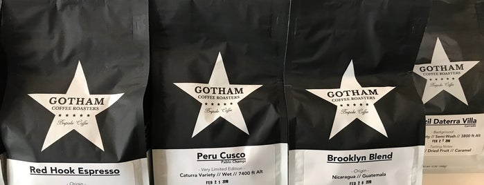Gotham Coffee Roasters is one of Coffee.