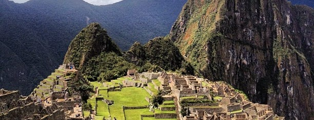 Machu Picchu is one of I Want Somewhere: Sights To See & Things To Do.
