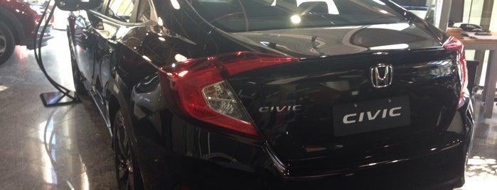 Honda Daitan is one of Dealers.