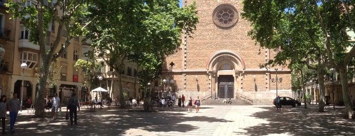Plaça de la Virreina is one of BARCELONA.