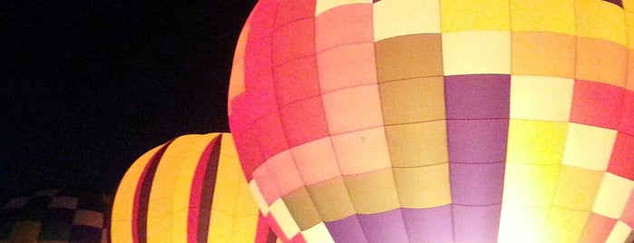 Lincoln Art & Balloon Festival - at Logan County Airport is one of Lincoln 1.
