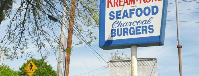 Kream 'n Kone is one of Good Eats in New England.