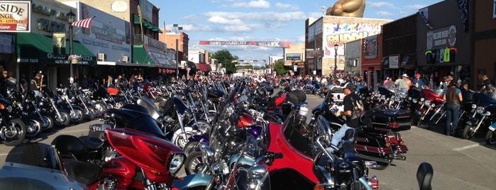 Sturgis Rally & Races is one of Rapid City, SD.