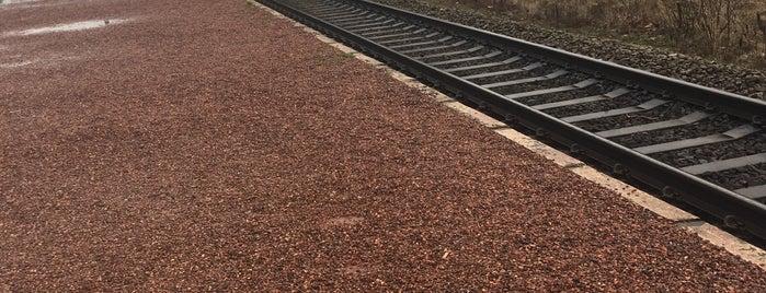 Station Balen is one of Bijna alle treinstations in Vlaanderen.