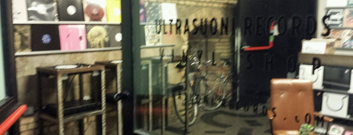 Ultrasuoni Records is one of Vinyl records.