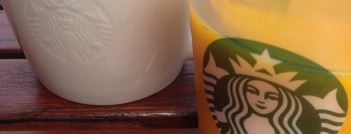 Starbucks is one of Top picks for Cafés.