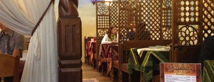Тандыр is one of Бары рестораны ночная жизнь.