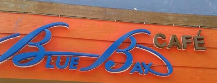 Blue Bay Café is one of Café/Restaurants/Fast-Food place's.
