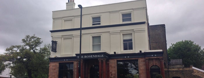 The Rosendale is one of UK_to go_Summer Bars.
