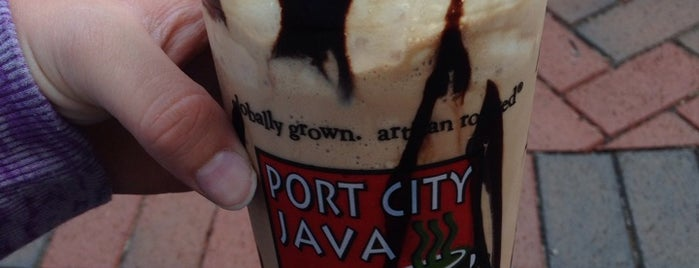 Port City Java is one of Explore NCSU.