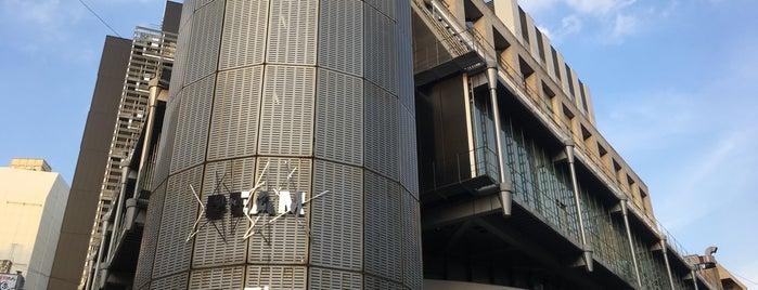 渋谷BEAM is one of etc3.