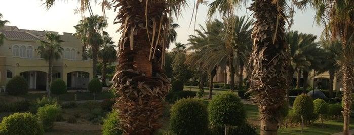 Makarim Annakheel Village & Resort | قرية مكارم النخيل is one of Jeddah.