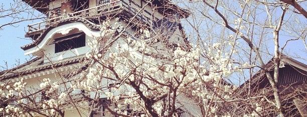 犬山城 is one of 思い出の場所.
