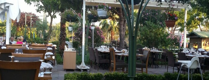 Khalkedon Cafe & Restaurant is one of İstanblue.