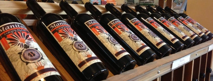 Belhurst Winery is one of New York State Wineries.