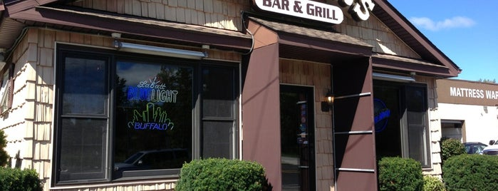 Grover's Bar & Grill is one of Buffalo.