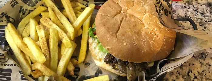 Loqum Burger is one of 🤗.