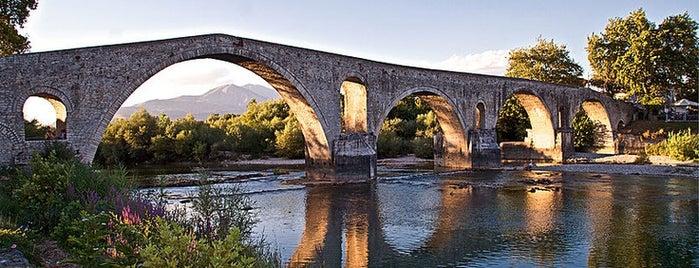 Bridge of Arta is one of Parthenon.