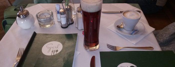 Restaurant Sperl is one of Vienna.