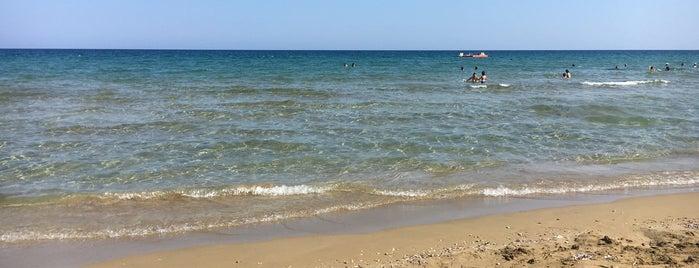 İskele McKenzi Beach is one of Northern Cyprus.