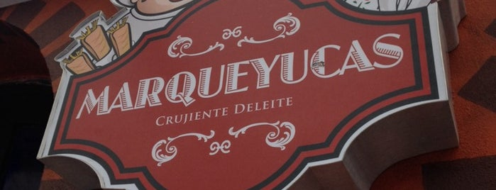 Marqueyucas is one of Restaurantes.