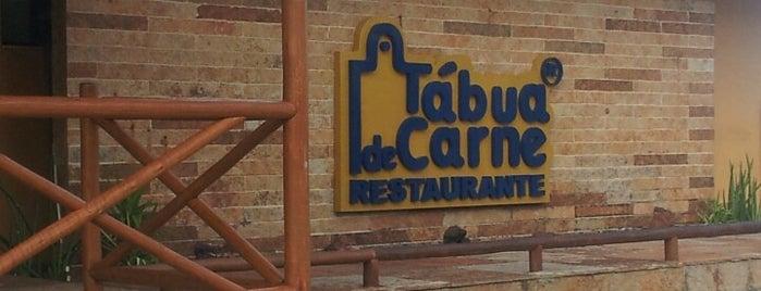 Tábua de Carne is one of Natal.
