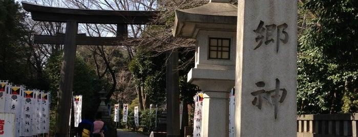東郷記念館 is one of 주변장소5.