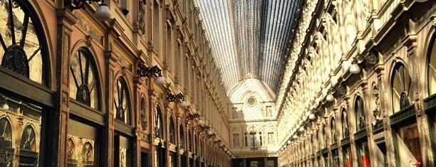 Galeries Royales Saint-Hubert / Koninklijke Sint-Hubertusgalerijen is one of Brussels: the insider's guide.
